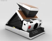 3D model of Polaroid SX-70