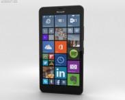3D model of Microsoft Lumia 640 XL Black