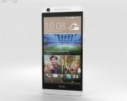 3D model of HTC Desire 626 White Birch