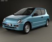 3D model of Honda Today (JA4) 1996