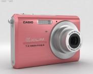 3D model of Casio Exilim EX-Z75 Pink