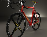 3D model of Cannondale Saeco 1999