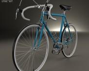 3D model of Gitane Helyett 1962