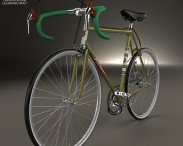 3D model of Legnano Roma 1948