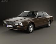 3D model of Maserati Biturbo 1982