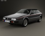 3D model of Isuzu Piazza 1981