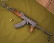 3D model of AKMS