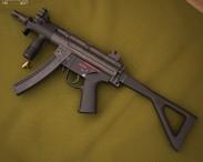 3D model of Heckler & Koch MP5K