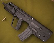 3D model of IMI Tavor MTAR21 (X95)