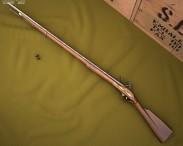 3D model of Brown Bess (Land Pattern Musket)