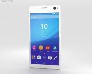 3D model of Sony Xperia C4 White