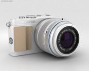 3D model of Olympus PEN E-PL5 White