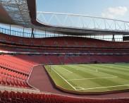 3D model of Emirates Stadium