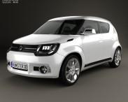 3D model of Suzuki iM-4 2015