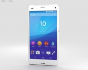 3D model of Sony Xperia A4 SO-04G White