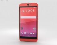 3D model of HTC J Butterfly Red