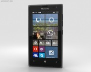 3D model of Microsoft Lumia 532 Black