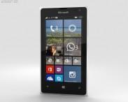 3D model of Microsoft Lumia 532 White