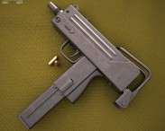3D model of Ingram MAC-10