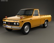 3D model of Toyota Hilux 1968