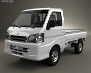 3D model of Toyota Pixis Truck 2011
