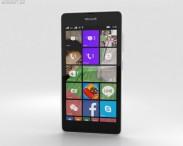 3D model of Microsoft Lumia 540 White