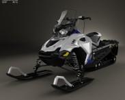 3D model of BRP Lynx Xtrim SC 900 ACE 2015