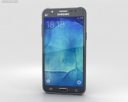 3D model of Samsung Galaxy J5 Black