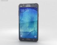 3D model of Samsung Galaxy J7 Black