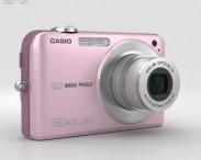 3D model of Casio Exilim EX- Z1050 Pink