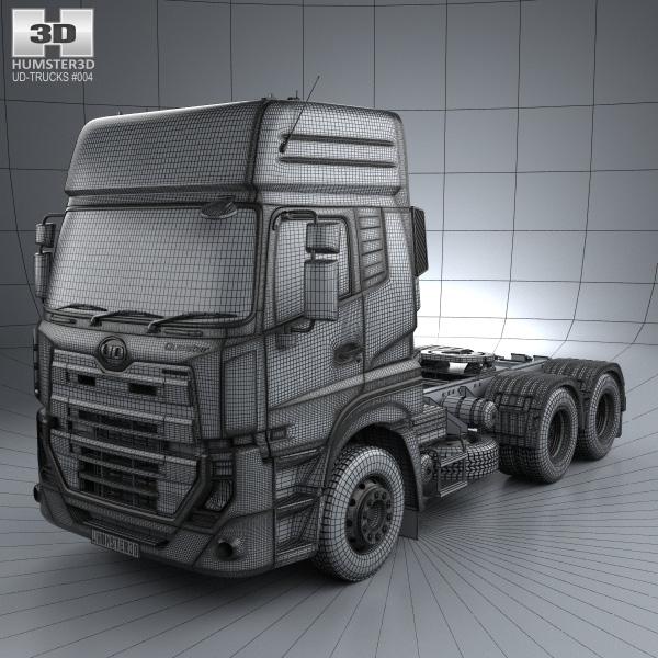UD Trucks Quester Commercial vehicles  Trucksplanet