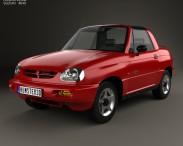 3D model of Suzuki X-90 1996