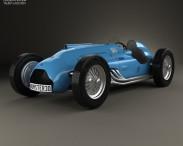 3D model of Talbot-Lago T26C 1948