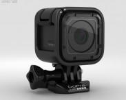 3D model of GoPro HERO4 Session