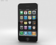 3D model of Apple iPhone 3G Black
