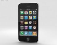 3D model of Apple iPhone 3G White