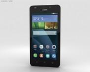 3D model of Huawei Y635 Black