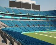 3D model of Bank of America Stadium