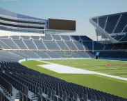 3D model of Soldier Field