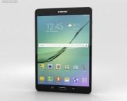 3D model of Samsung Galaxy Tab S2 8.0 Wi-Fi Black