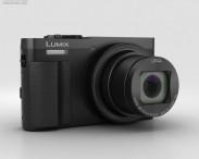 3D model of Panasonic Lumix DMC-TZ70 Black