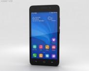 3D model of Huawei Honor 4 Play Black