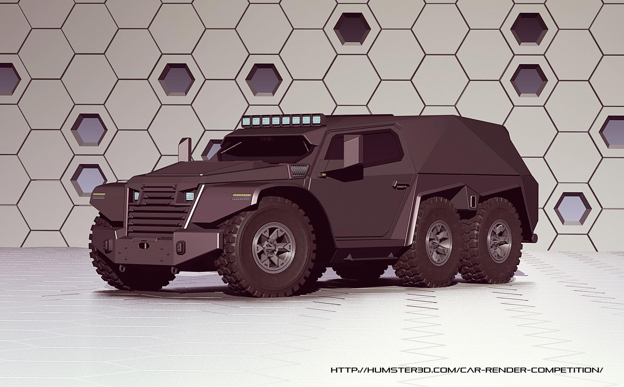 Luxury Armored Vehicles: Luxury Armored Vehicle