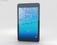 3D model of Kyocera Qua Tab 01 Gray