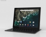 3D model of Google Pixel C