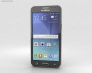 3D model of Samsung Galaxy J2 Black