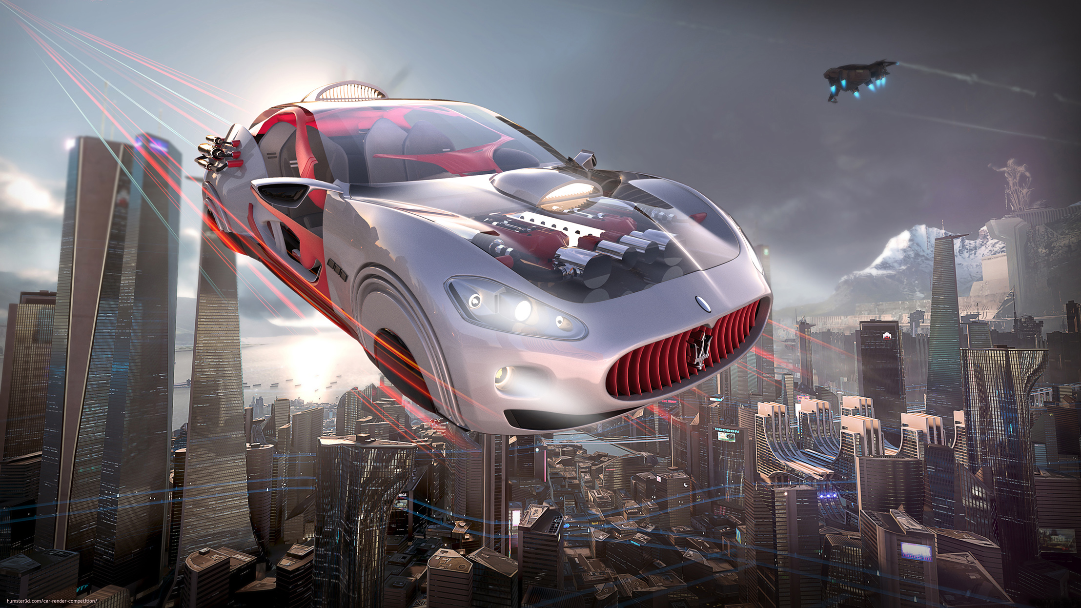 Flying Car 2015 Video 2017 2018 Best Cars Reviews