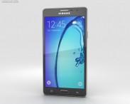 3D model of Samsung Galaxy On7 Black