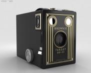 3D model of Kodak Brownie Target Six-20