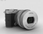 3D model of Nikon 1 J5 Silver